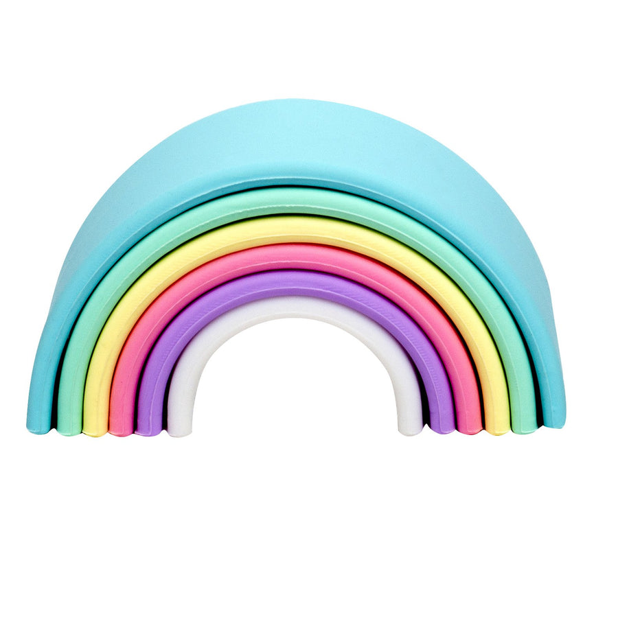 Small Pastel Rainbow Arch Stacker