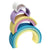 Large Pastel Rainbow Arch Stacker