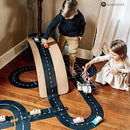 WayToPlay Flexible Play Road - King of the Road, 40 pieces
