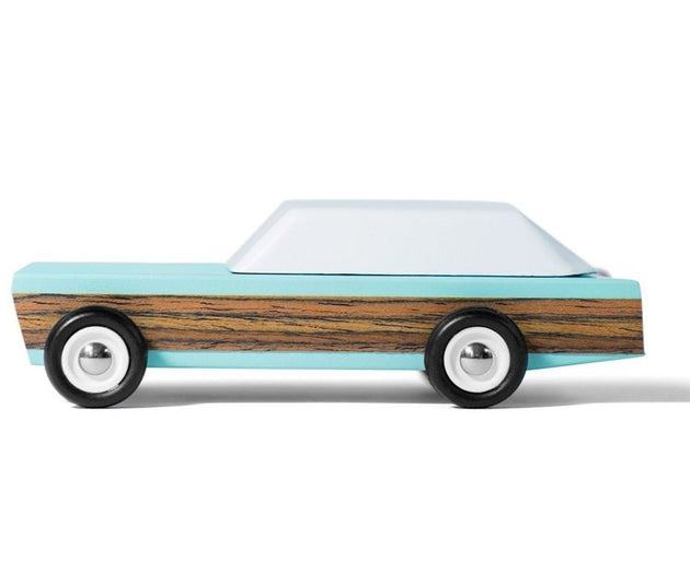 Baby Woodie Car