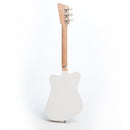 Mini Acoustic Guitar, White - Loog