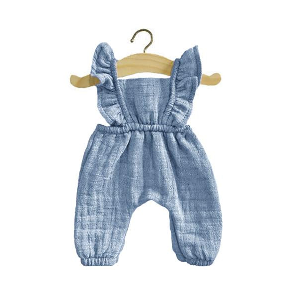 Minikane Jumpsuit MAYA - Denim Chiné