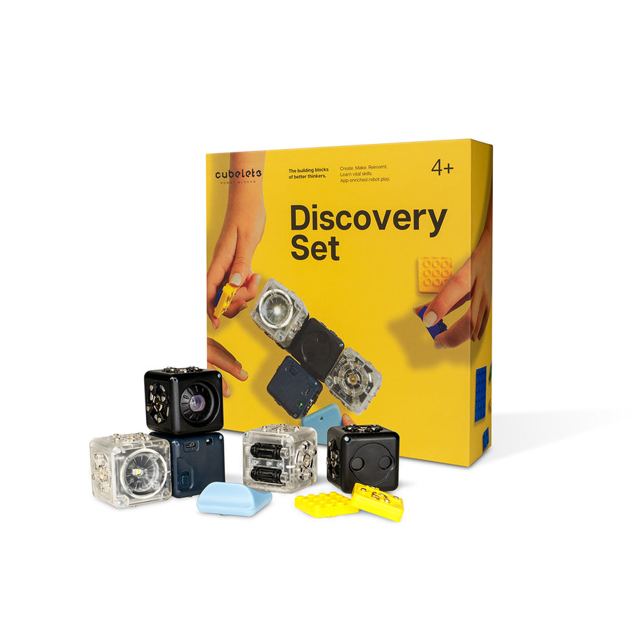 CUBELETS DISCOVERY SET