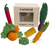 Papoose Mini Felt Vegetable Set, 6 Pieces