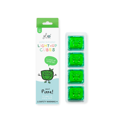 Glo Pals - Light Up Sensory Water Cubes