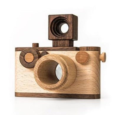 35MM Vintage Toy Camera with magnetic Flash Light