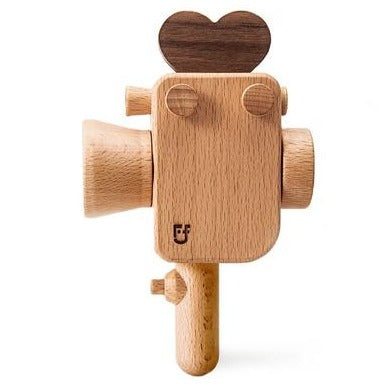 Super8 Wooden Toy Camera