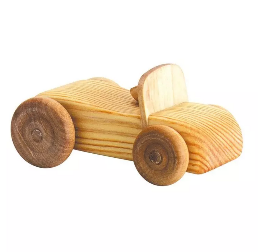 Debresk - Wooden Toy Cabriolet/Convertible Small