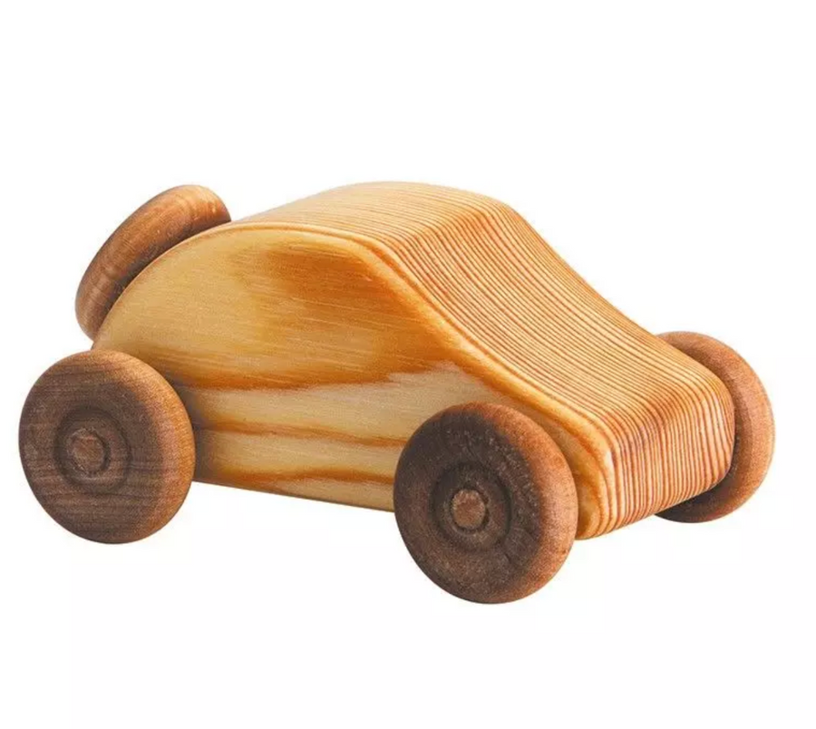 Debresk - Wooden Toy Ragtop Car Small