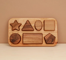 Geometric Shapes Puzzle