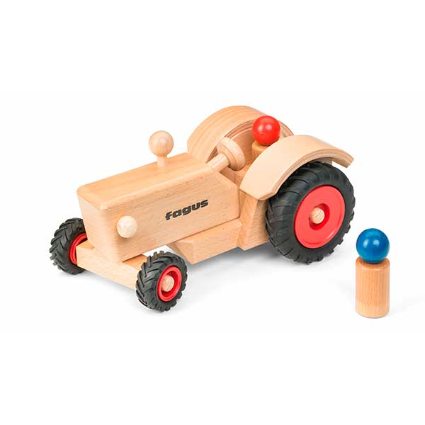 Fagus - Wooden Tractor