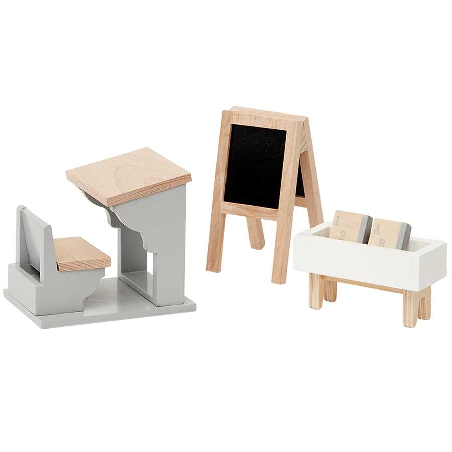 School Dollhouse Furniture - By Astrup