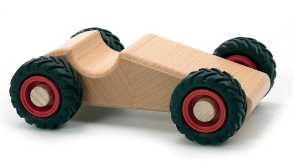 Fagus - Speedy Wooden Car