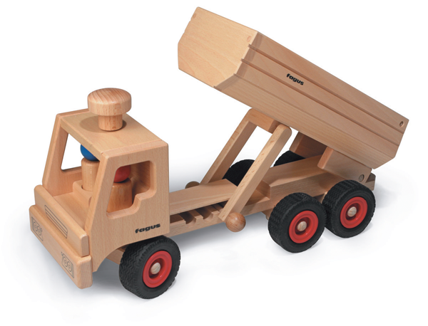Fagus - Container Tipper Truck