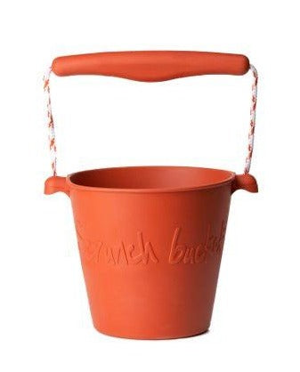 Scrunch Bucket - Rust