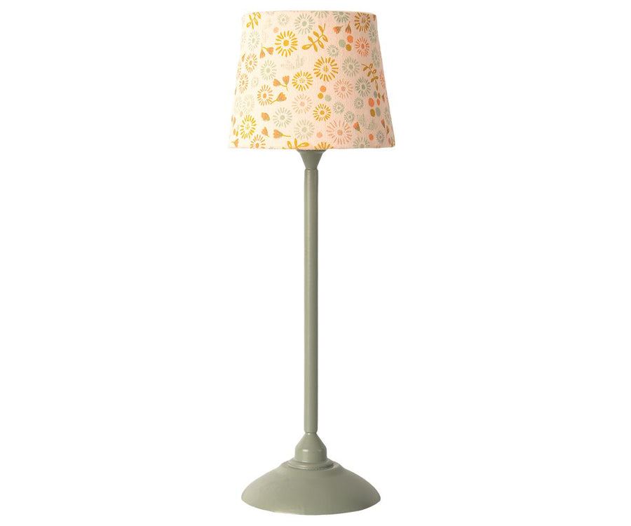 MINIATURE FLOOR LAMP, MINT