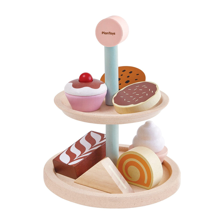 Plan Toys Bakery Stand Set