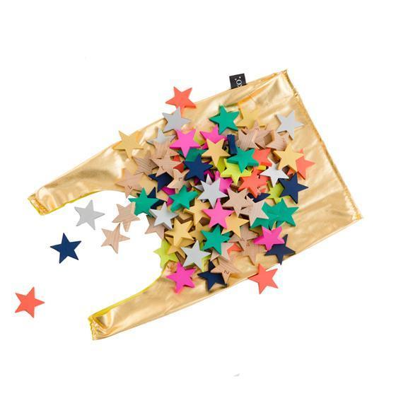 Tanabata - 100 Wooden Star dominos
