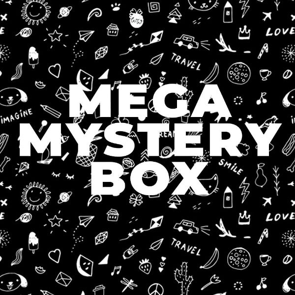 *NEW* Limited Edition Mega Mystery Box