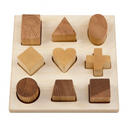 Natural Shape puzzle