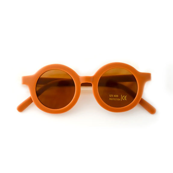 Sustainable Kids Sunglasses, Spice