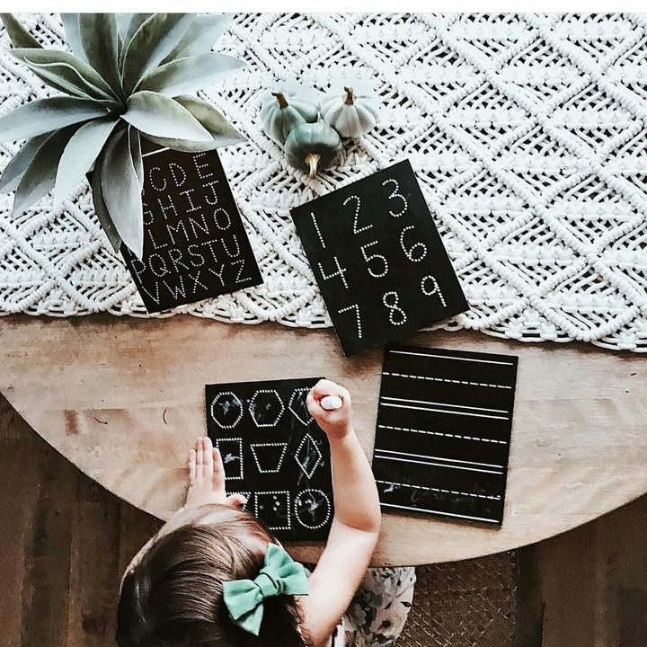 Trace-n-Erase Travel Chalkboards