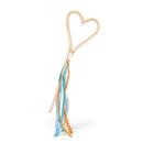 Poppie Rattan Wand, Heart