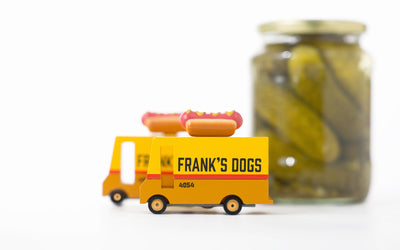 Hot Dog Van - Candylab