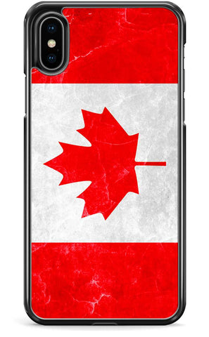Canadian Flag - iPhone and Samsung Case From The Gadget Cloud Phone Accessories