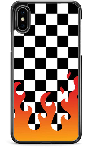 Fire Check - iPhone and Samsung Case From The Gadget Cloud Phone Accessories