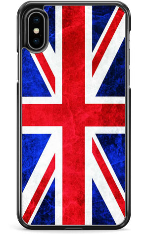Union Jack Flag - iPhone and Samsung Case From The Gadget Cloud Phone Accessories