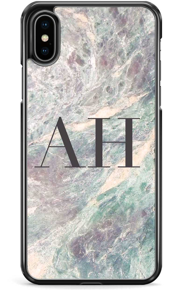 Grey Custom Marble - iPhone and Samsung Case From The Gadget Cloud Phone Accessories