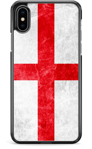 English Flag - iPhone and Samsung Case From The Gadget Cloud Phone Accessories