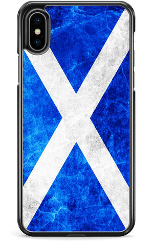 Scottish Flag - iPhone and Samsung Case From The Gadget Cloud Phone Accessories