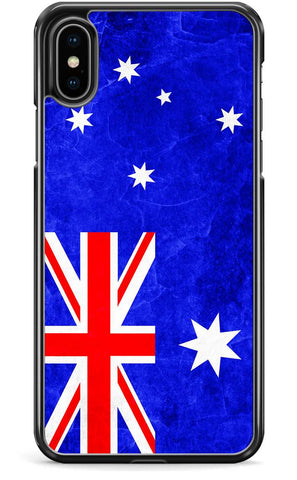 Australian Flag - iPhone and Samsung Case From The Gadget Cloud Phone Accessories