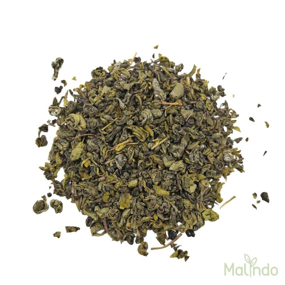 Thé Vert China Gunpowder Grade 1 BIO - Malindo