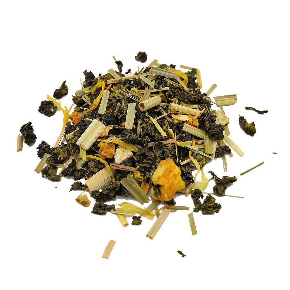 Load image into Gallery viewer, Oolong Oolong - Abricot Citron Vert Bio - Malindo
