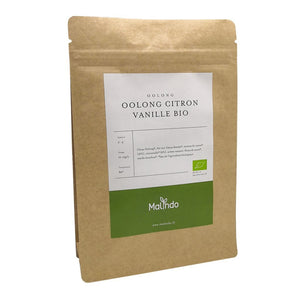 Load image into Gallery viewer, Oolong Oolong Citron Vanille Bio - Malindo