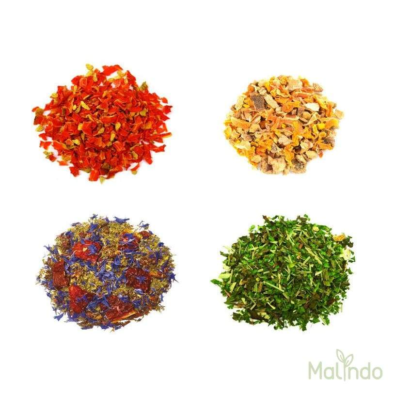 Load image into Gallery viewer, Tisanes de Légumes Pack Vegan - 100% Légumes - Malindo