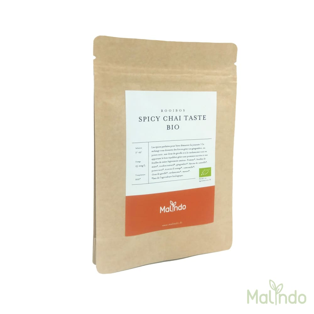 Charger l'image dans la galerie, Rooibos Spicy Chai Taste - Malindo