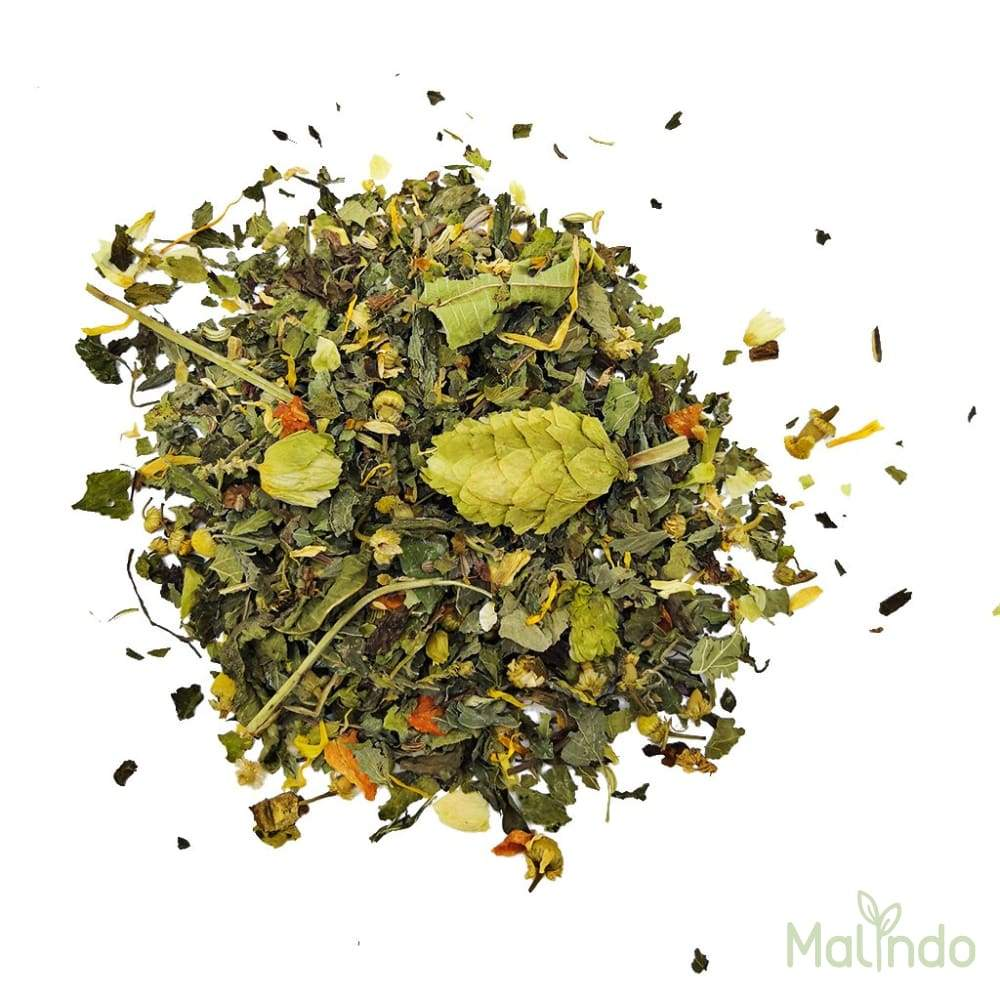 Load image into Gallery viewer, Infusion Tisane pour l'estomac Bio - Malindo