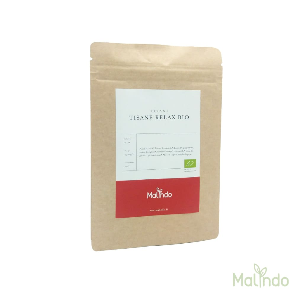 Load image into Gallery viewer, Infusion Tisane relax BIO - Malindo