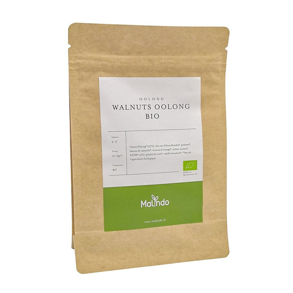 Oolong Walnuts Oolong BIO - Malindo