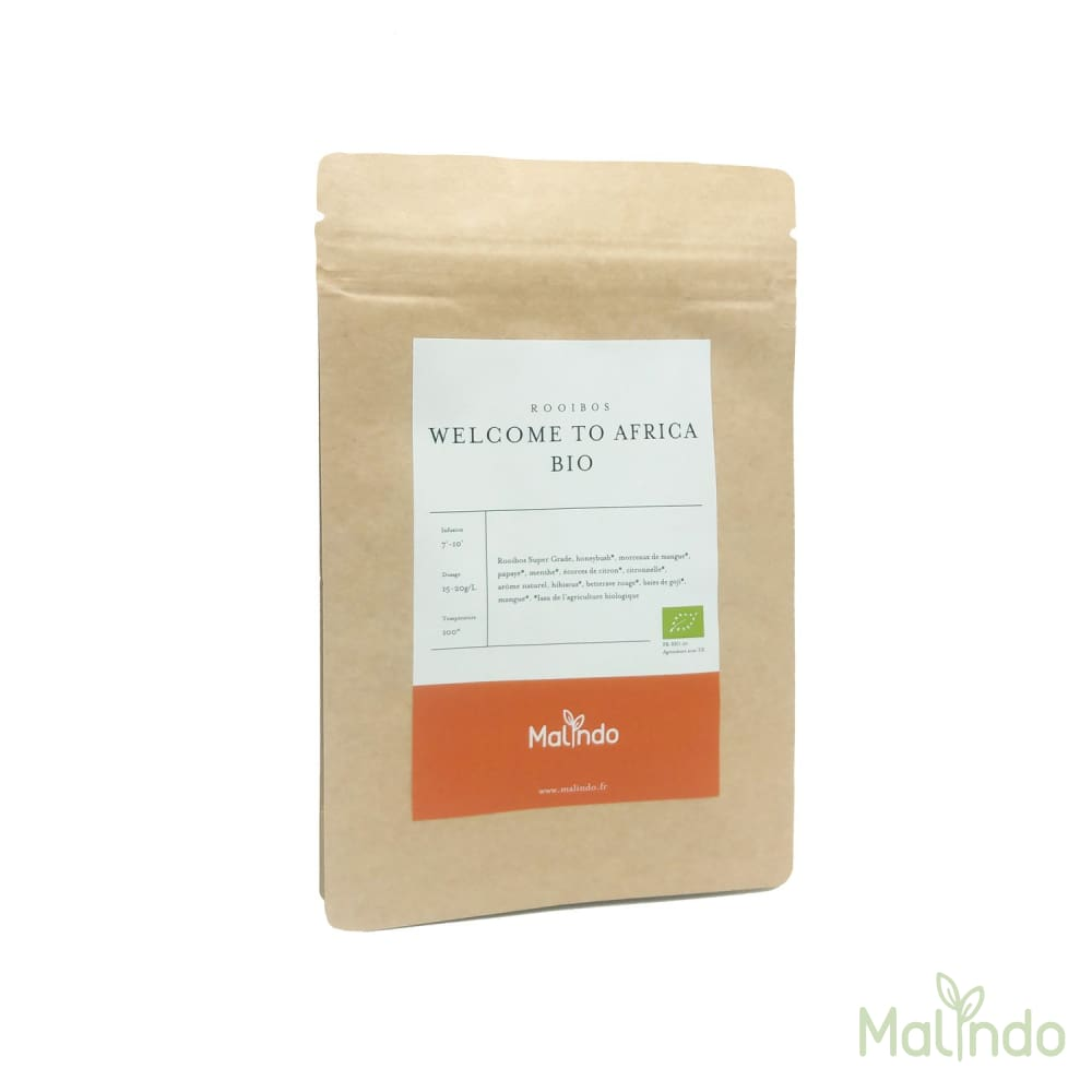 Rooibos Welcome to Africa BIO - Malindo