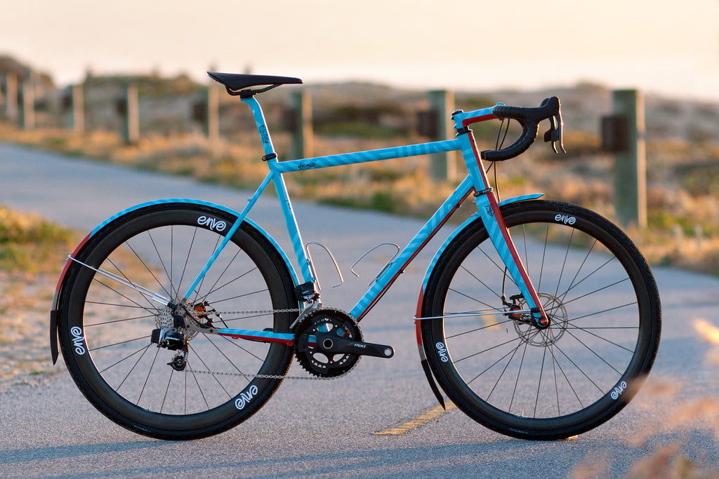 Bicycle Crumbs X Franco Bicycles + Full Metal Fenders
