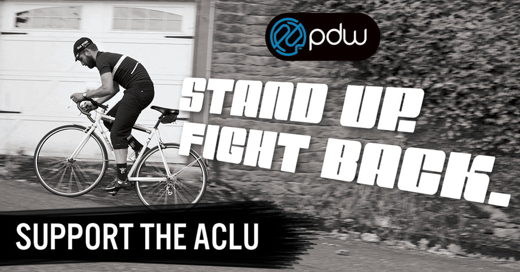 Stand Up. Fight Back. Support the ACLU.