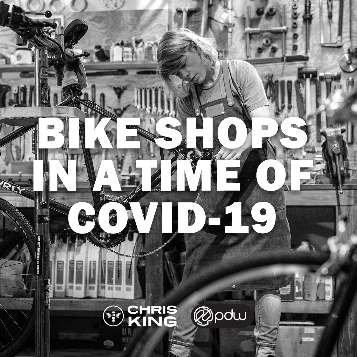 Bike Shops in a Time of COVID-19