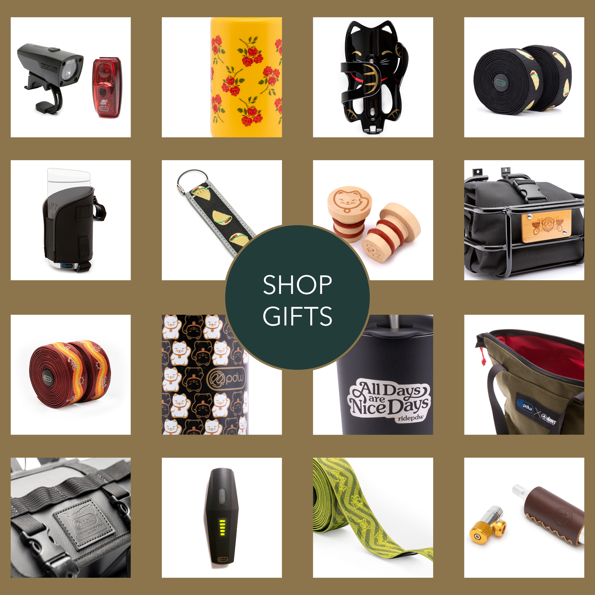 PDW's Gift Guide