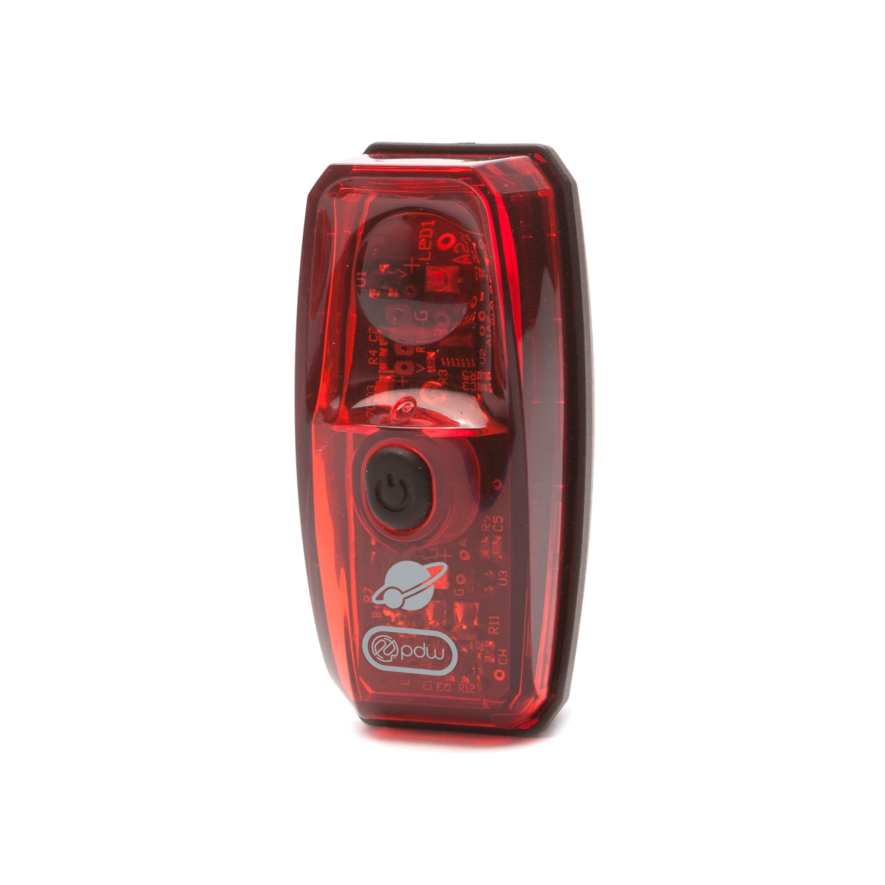 Red Portland Design Works Io USB Rechargeable Tail Light