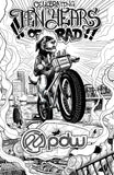 PDW 10 Years of RAD T-shirt </p><p>(Pre-order)